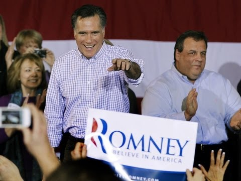 Romney says he's feared getting pink slip