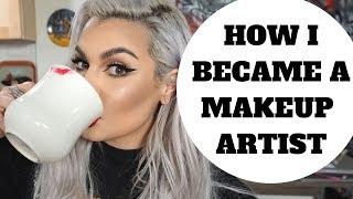 Becoming A Makeup Artist, My Story   Bailey Sarian