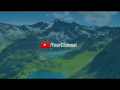 Free - 3 YouTube Channel intros - Template #002 PowerPoint Animation Motion Graphics