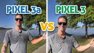 Pixel 3a vs Pixel 3: Camera Comparison Test! (4K)
