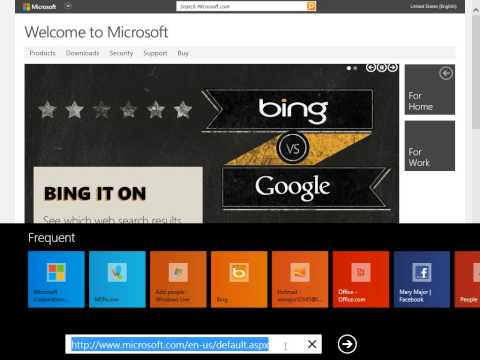 Windows 8.0 Professional - Use Internet Explorer 10 to Save a Picture to the Picture Library
