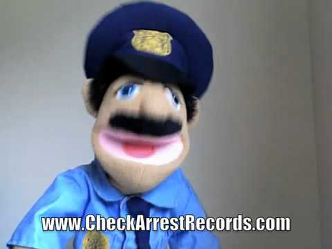 How to Check Arrest Records Online