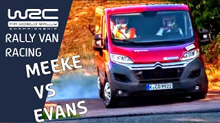 "WRC - The ""VAN"" Special - MEEKE vs. EVANS"