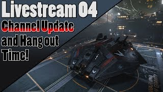 """Livestream 04 - The """"where Has Shadow Been"""" And Looking For Thargoids Livestream!"""