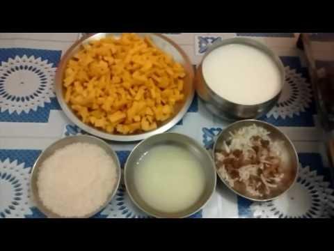 How to make Kaddu ka halwa