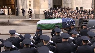 Thousands Flock To Funeral Of NYPD Detective Steven McDonald