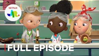 Ada Twist, Scientist [Full Episode] The Great Stink / Rosie's Rockin' Pet l Netflix Jr