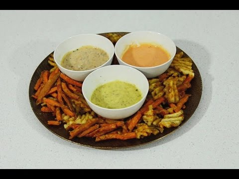 Aioli Three Ways | Josh's Kitchen