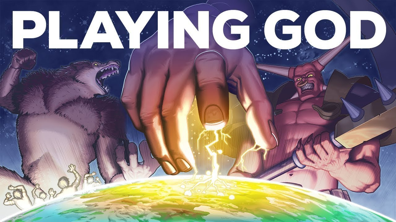 30 Years of God Game History | Populous, Dungeon Keeper, Black & White, Spore and more