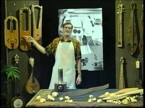 Welcome to My Workshop: Episode 1-Mountain Dulcimer-part 1