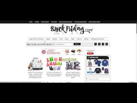 How to Find Online Black Friday Deals
