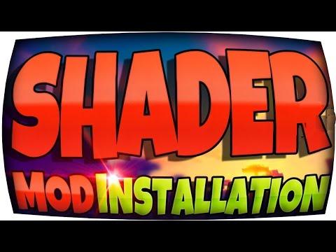 Minecraft 1.11 SHADERS Mod Installation ⬤ NEU Einfacher Weg! ⬤ Schatten & Reflexionen Windows & Mac