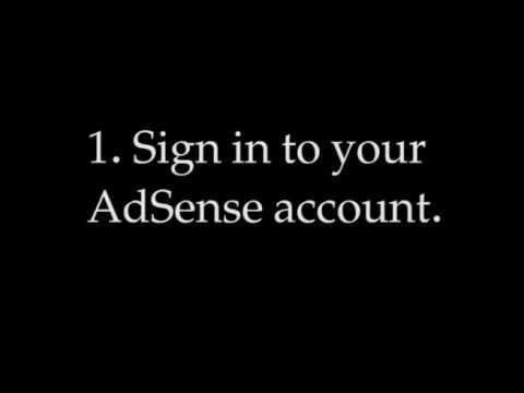 AdSense W-9