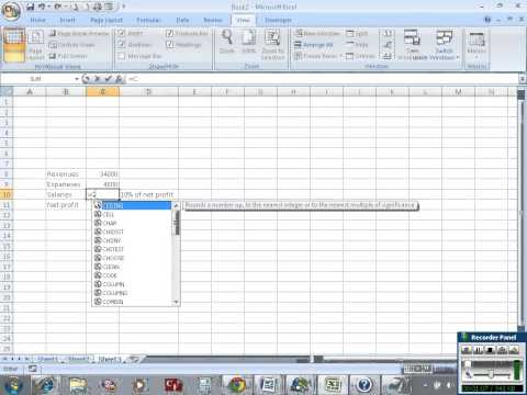 Resolve circular reference in Excel