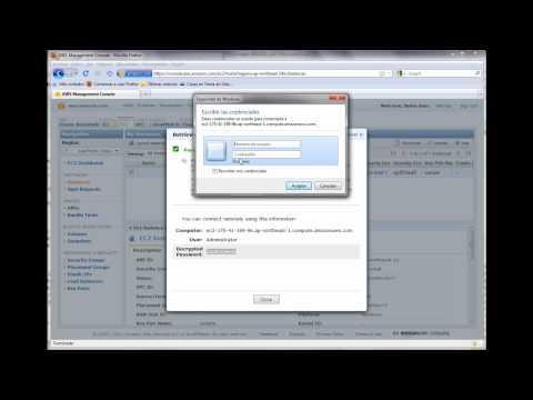 Conectarse Amazon EC2 Windows.mp4