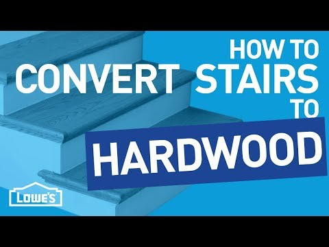 How To Convert Carpeted Stairs to Hardwood | Beyond The Basics