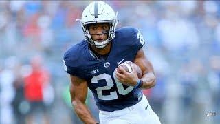 Best RB in College Football    Penn State RB Saquon Barkley 2017 Midseason Highlights ᴴᴰ