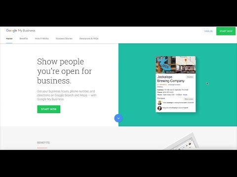 How to Optimize My Google My Business Profile Page