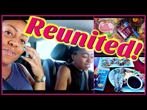 Reunited and it Feels So Good! (& Mini WW Grocery Haul) | Back in the ATL DITL Vlog | Love Fuller