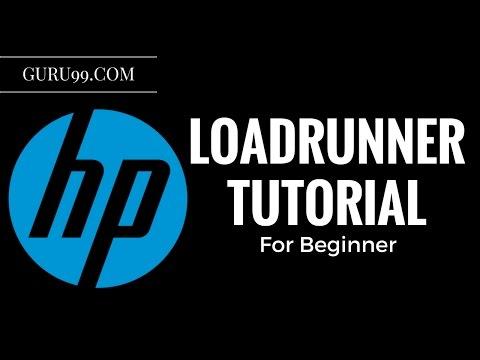 Loadrunner Tutorial for Beginners