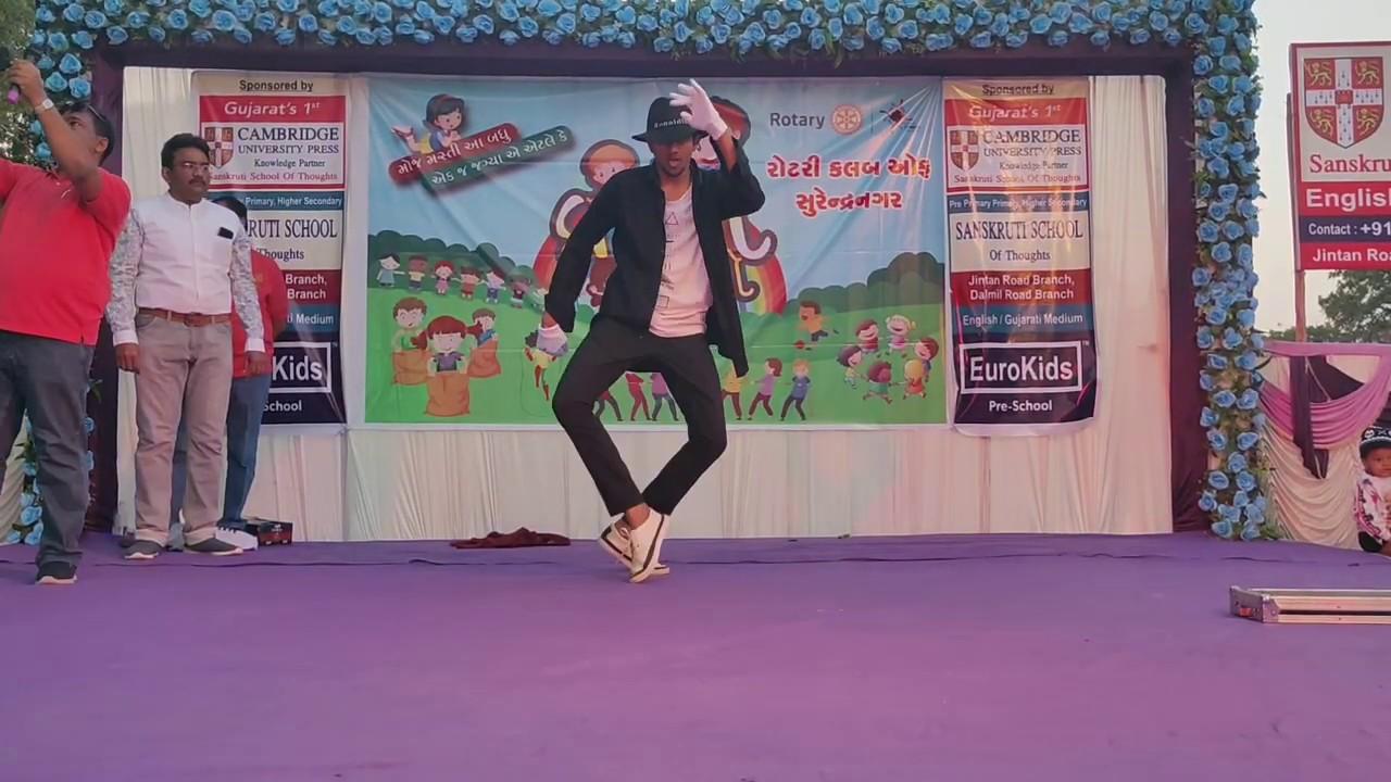 Muqabla | Neel Sanghvi | Choreography | Yash Narvekar , Parampara Thakur