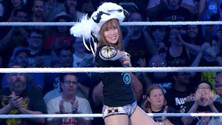 Kairi Sane is ready to drop Diving Elbows to your heart