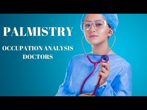 OCCUPATION ANALYSIS - DOCTORS
