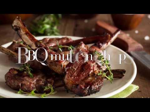 BBQ Mutton Chops/ barbecue chops recipe/ barbecue chops/ Eid pakwan