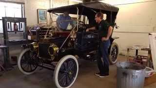 1912 Ford Model T Fore Door