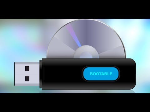 How to create USB drive Bootable to install windows 10, 8, 7