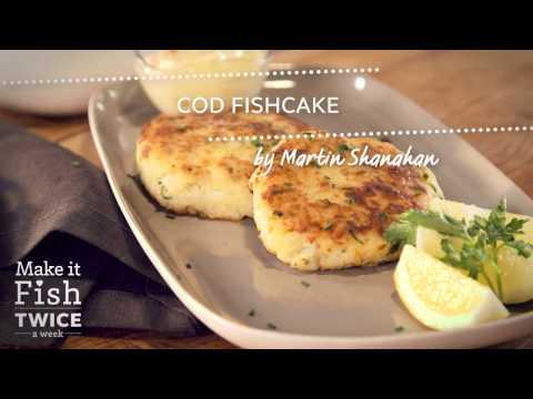 Cod Fishcakes