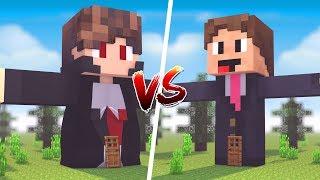 Minecraft: CASA DE GORDO VS. CASA DE MAGRO  ‹ JUAUM ›