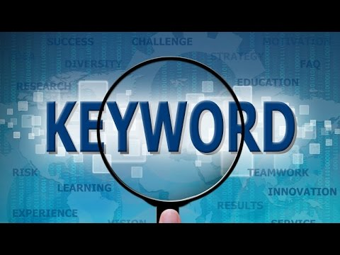 Keyword Research and SEO Analysis with the Google Keyword Planner