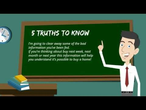 New Jersey First time home buying myths