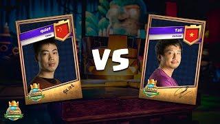 CCGS World Finals Quarter Finals - Quiet vs Tali