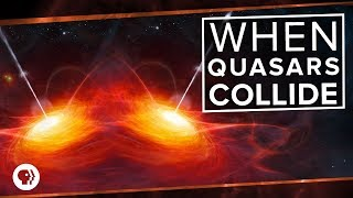 When Quasars Collide STJC | Space Time