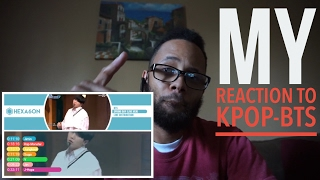MY REACTION TO KPOP-BTS SPRING DAY(non kpop fan)