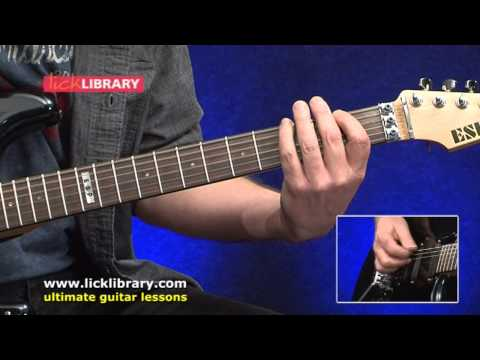 ZZ Top Guitar Lessons Volume 2 DVD | Learn To Play Guitar with Danny Gill - LickLibrary