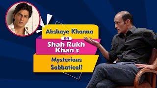 """If Shah Rukh Khan Wants To Take A Year Off..."": Akshaye Khanna | Richa Chadha | Section 375"