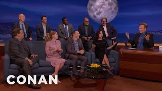 Download The ″VEEP″ Cast On The Show's Most Hurtful Insults - CONAN on TBS Video