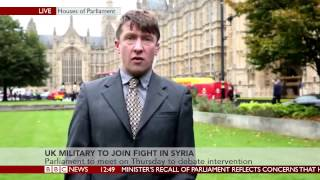BBC News Reporter gets angry and tells us the REAL news