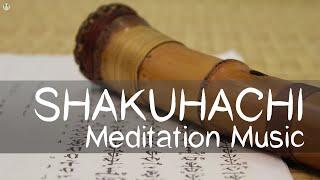 Shakuhachi Japanese Bamboo Flute Meditation & Relaxation Music