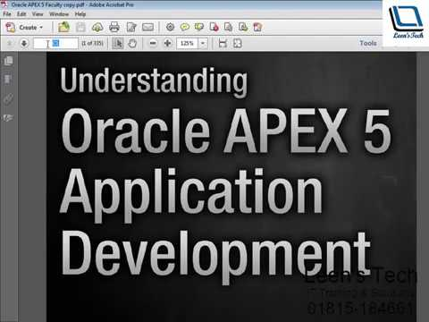 Oracle Apex 5 Tutorial in Bangla #10 : Static Contents in Application | Load Image | Display Image