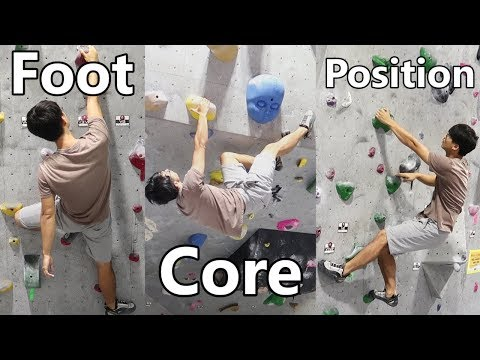 Rock Climb better INSTANTLY - 3 Techniques to Get Past V1/5.9