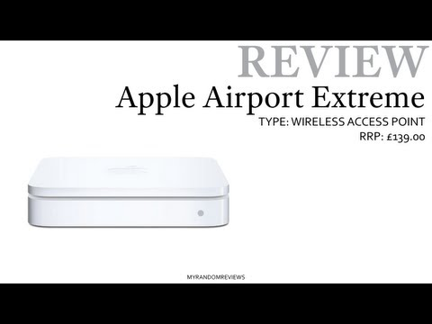 2011 Apple Airport Extreme - Review