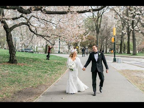 Lauren + Ryan Married | Central Park, NYC