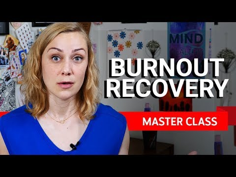 Recovering from Creator Burnout | Master Class #2 ft. Kati Morton