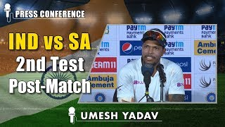 Wicketkeepers like Saha boost the team's confidence - Umesh Yadav