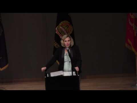 Memorial Day Speech by Shaundra, May 30, 2016