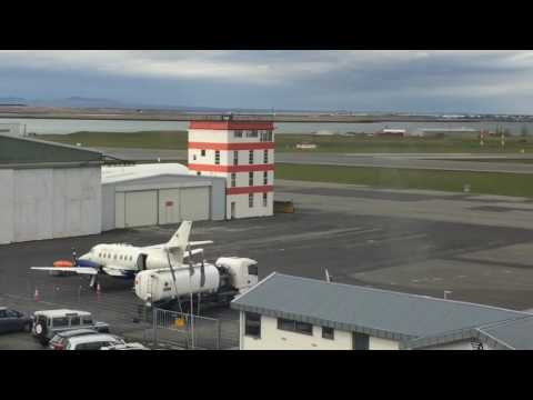 Natura hotel Iceland, domestic airport